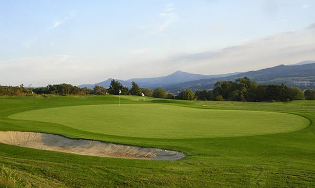 Killiney Golf Club - Hole 1